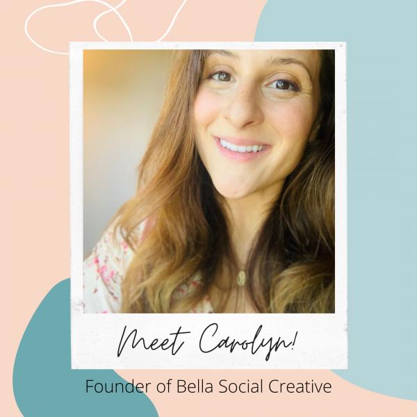 Meet Carolyn Heefner, Owner of Bella Social Creative.